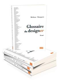 Glossaire du designer